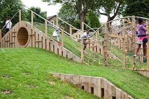 Hackney playground