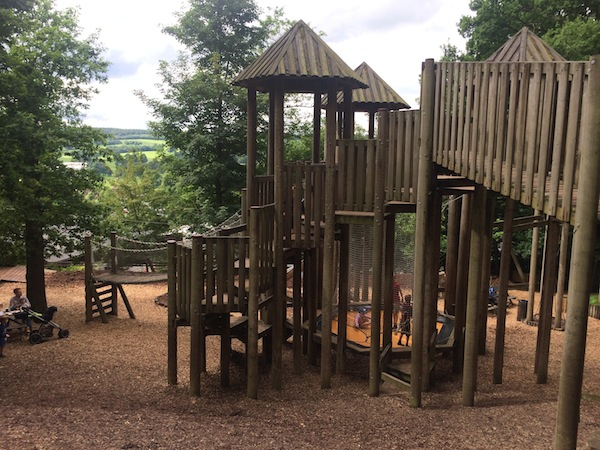 Chatsworth play area
