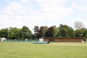 Recreation ground with Pavilion