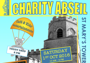 Church Abseil