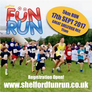 Fun Run registration open