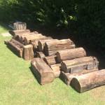 Logs for the Copse