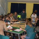 Consultations with scouts