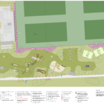 Architect plans of Playscape